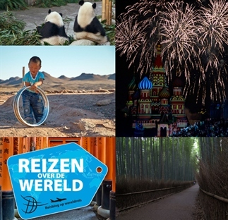 Reizen over de Wereld