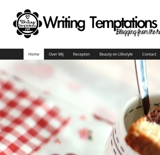 Writing Temptations