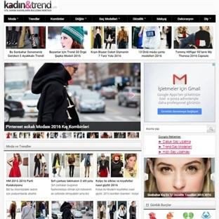 Kadın ve Trend