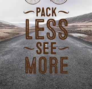 Pack Less See More