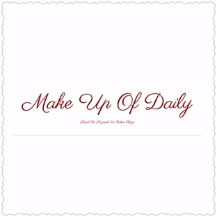 MAKE UP OF DAİLY