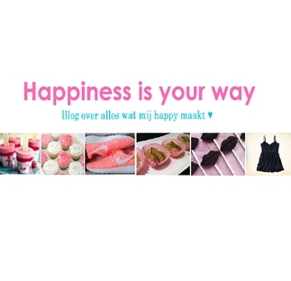 happiness is your way