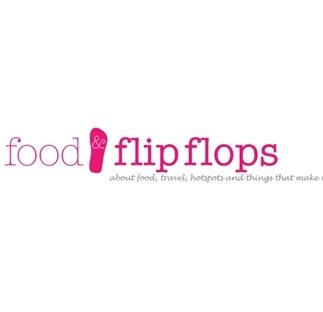 food & flip flops