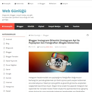 Web Günlüğü