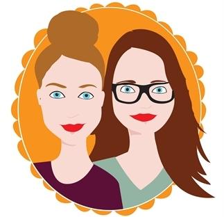 Trouwblog Girls of honour