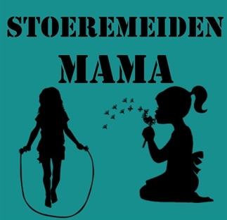 Stoere meiden mama
