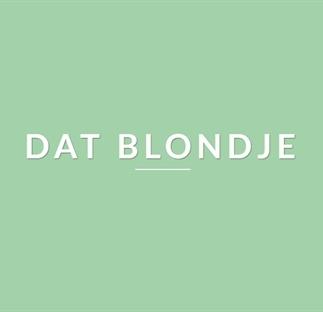Dat Blondje