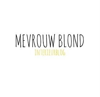 Mevrouw Blond
