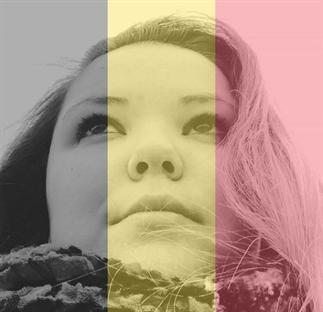 Belgium Girl with dreams