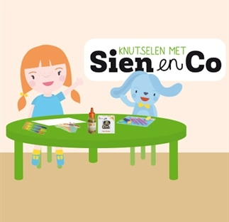 Knutselen met Sien en Co