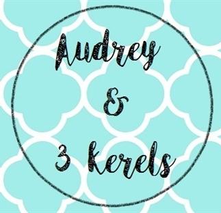 Audrey en 3 kerels