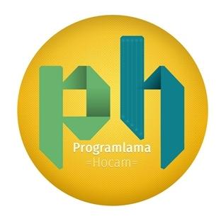 Programlama Hocam