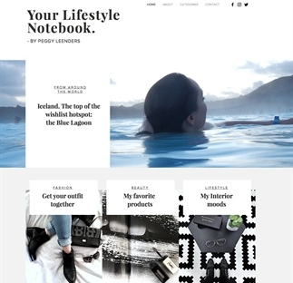 Your Lifestyle Notebook