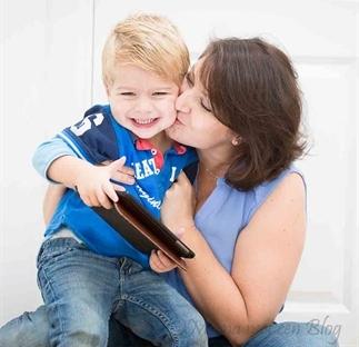 Mama met een Blog
