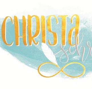 Christa Schrijft