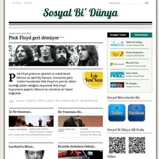 Sosyal Bi' Dünya