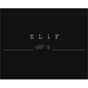 ELİF's