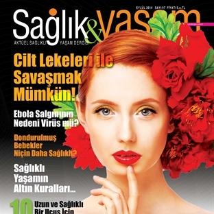 Sağlık Ve Yaşam Dergisi